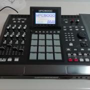 Sampler Akai MPC 5000