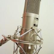 Microfono Diafragma Grande CAD GLX 3000