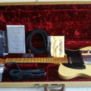 Fender Telecaster 52 Custom Shop Relic