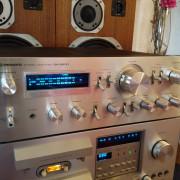 AMPLIFICADOR SERIE AZUL PIONEER SA 8800