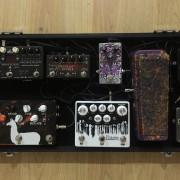 pedalboard por gibson lp