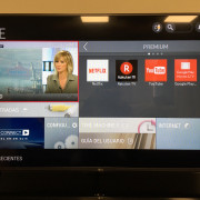 "TV 55"" LG Full HD"