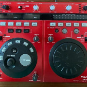 Cambio Pioneer EFX-500 Red Edition