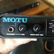 MOTU 2408 MK3 A/D D/A Audio interface