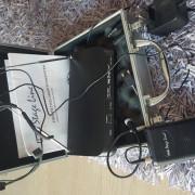 Microfonía inalámbrica IMG STAGE LINE TXS-132 SET