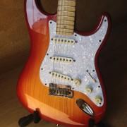 Fender stratocaster american deluxe ash 2006