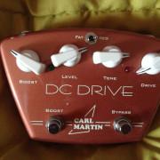 (o vendo) Carl Martin DC drive de los antiguos vintage series