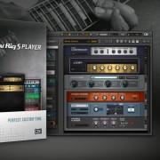Guitar Rig 5 Factory Selection de NI