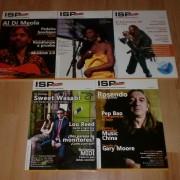 Revistas isp miusica,Pa And ligth,Producion audio,escenotecnic,mp