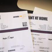 Entrada pista Para Nick Cave en Madrid 25/04/20