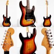 Fender Stratocaster, USA 1979 ¡Ahora con video!