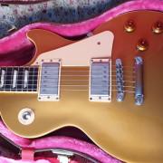 ***Reservada*** Gibson Les Paul Standard Goldtop