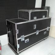 Vendo Flightcase con ruedas ENORME, IDEAL ORQUESTAS - URGE!
