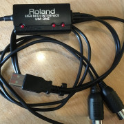 Interface MIDI Roland UN ONE Mk2