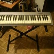 Teclado MIDI M-Audio Keystation 49e