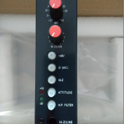 Preamp Serie 500 Ocean Audio Two (Toft)