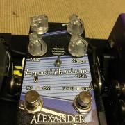 Alexander Equilibrium DLX