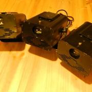 Focos Cambio de color (haz) DMX 150W