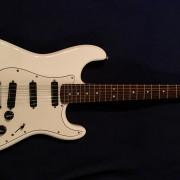 Fender Squier Deluxe Hot Rails Stratocaster