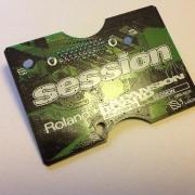 Roland EXPANSION SESSION - SR JV80-09 - Expansión todo terrero . Envío incluido