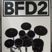 FX Pansion BFD2 Programa de baterías