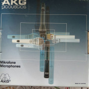 AKG C.410 B Micrófono Profesional de Diadema