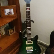 Cambio o vendo guitarra seatle custom shop