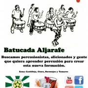 Nueva Batucada busca percusionistas
