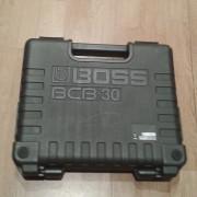 Maleta pedalera boss bcb30