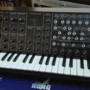Vendo: Teclado / Controlador Korg MS-20