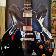 Gibson Memphis ES-335 Oxblood Limited Edition