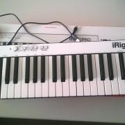 Teclado controlador irig Keys pro
