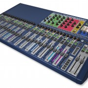 Soundcraft Si Expression 3 + multidigital card + Flightcase