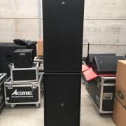 Subwoofer  Das Audio RF 218