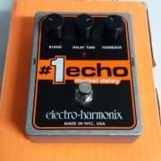 EHX #1 Echo digital delay completo ENVIÍO INCLUIDO