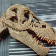 Maqueta T Rex
