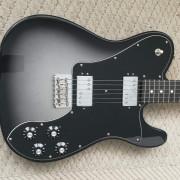 Fender Telecaster FSR American Professional Deluxe Silverburst: