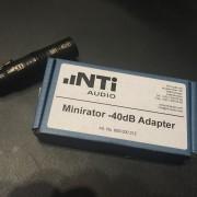 Atenuador de -40dB NTI