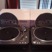 2 platos super oem synq x-trm 1 nuevos