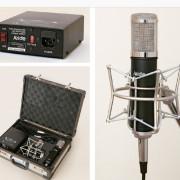 microfono avalvula