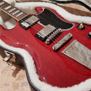 Gibson SG Derek Trucks 2012 Limited Run 50th Anniversary. TAMBIÉN CAMBIO