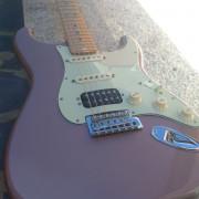 Fender Stratocaster Deluxe Lonestar 2014