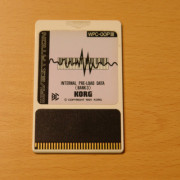 TARJETA ROM Korg Wavestation WPC-00P III