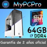 Mac Pro Hackintosh i7 64 GB RAM DDR4 1 TB SSD CustoMac /Windows