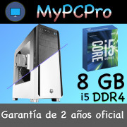 Mac Pro Hackintosh i5 8 GB RAM DDR4 250 GB SSD CustoMac /Windows