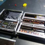 Maleta para Maquina Elektron + Modular