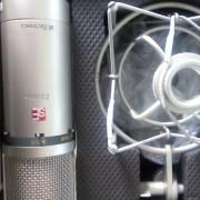 Microfono condensador Z3300A (a revisión)