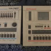 Roland TR707 + TR727