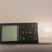 grabadora mp3 Olympus + extra (ENVIO INCLUIDO)