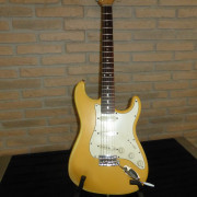 Stratocaster/Partcaster Vintage Yellow.